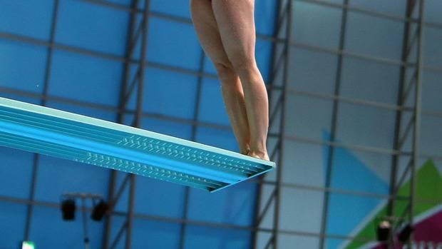 """""""Ой, как больно"""": Российская прыгунья в Рио очень неудачно зашла в воду (видео)"""