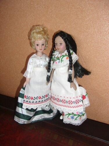 Куклы в Народных Костюмах – Розыгрыши подарков, викторины, конкурсы