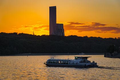 В столице открывают плавучий музей