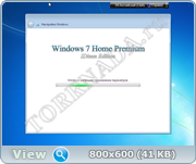 Windows 7 Home Premium SP1 IDimm Edition