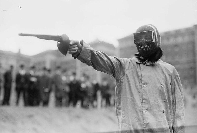 Дуэлянт, 1909 г