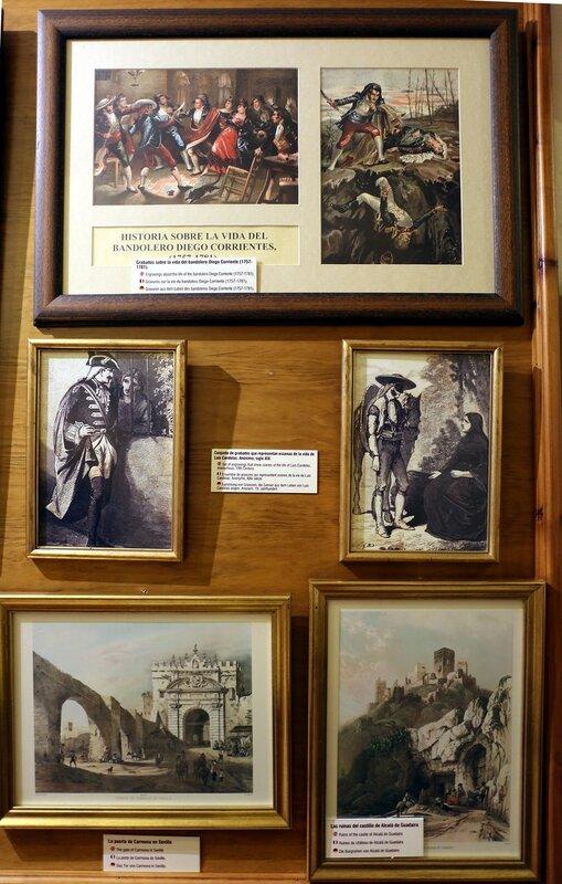Ronda. Museum of bandits
