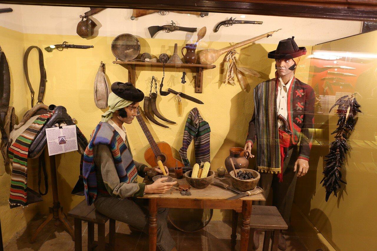 Ронда. Музей бандитизма (Museo del Bandolero)