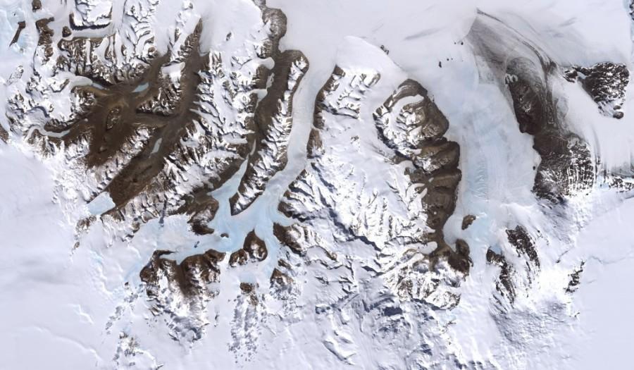 2. Антарктида – самое сухое место на планете В Антарктиде есть место, называемое Сухими Долинами. Им