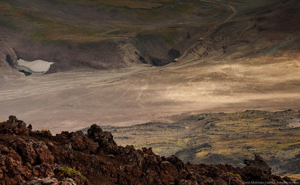 4. Более 50 тысяч лет назад на месте Горелого находился вулкан с многочисленными жерлами, откуд