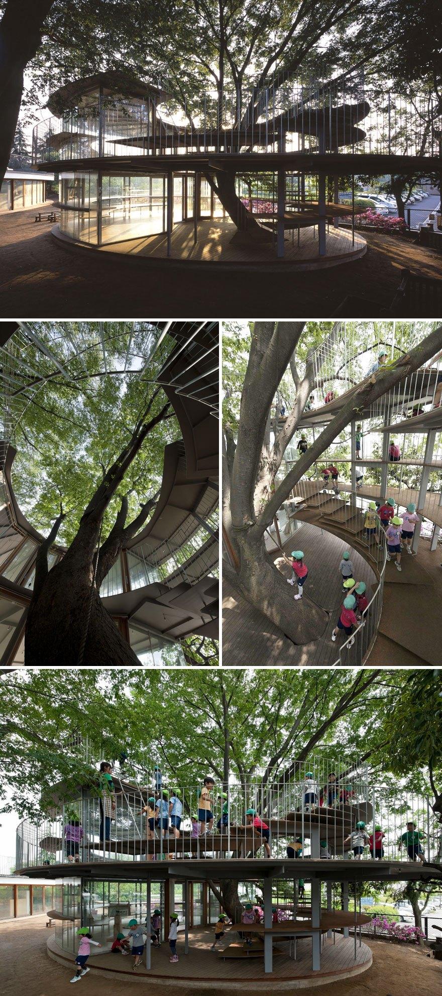 15 самых удивительных примеров современной японской архитектуры (15 фото)