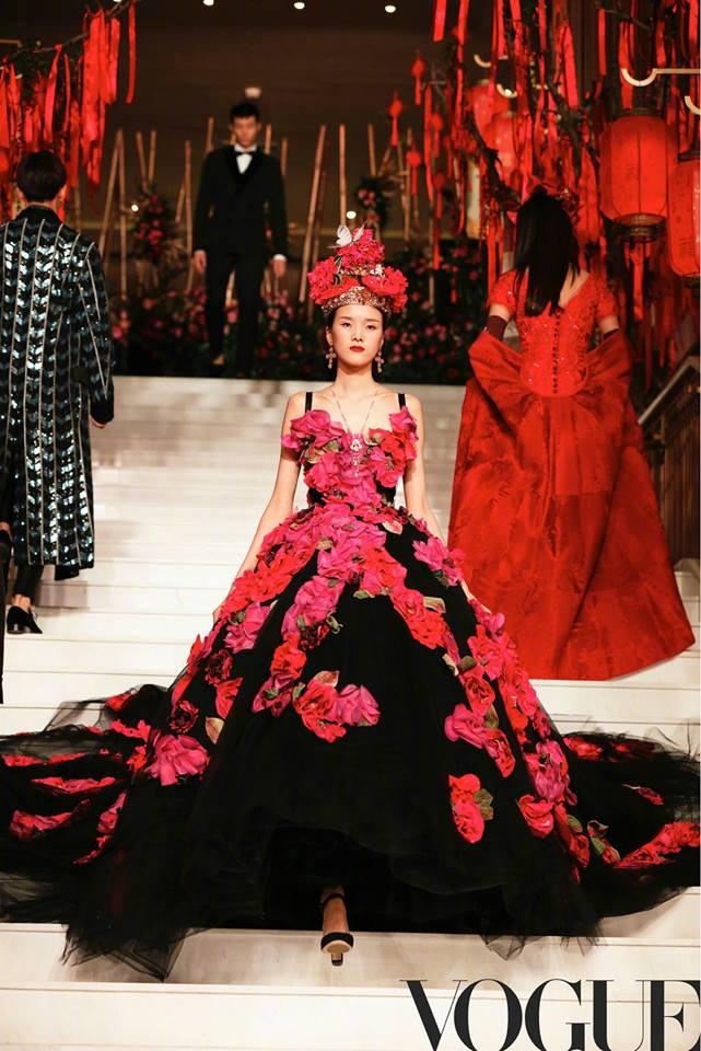 Dolce & Gabbana Alta Moda 2017