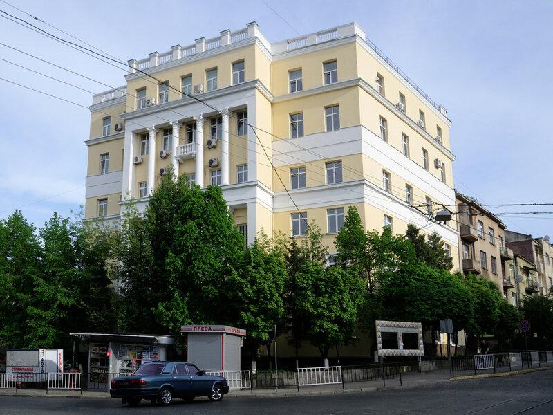 ул. Свенцицкого, дом 2