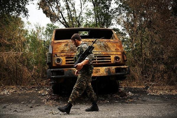 Ополченцы вобщем соблюдают «режим тишины» вДонбассе— Украинская агентура