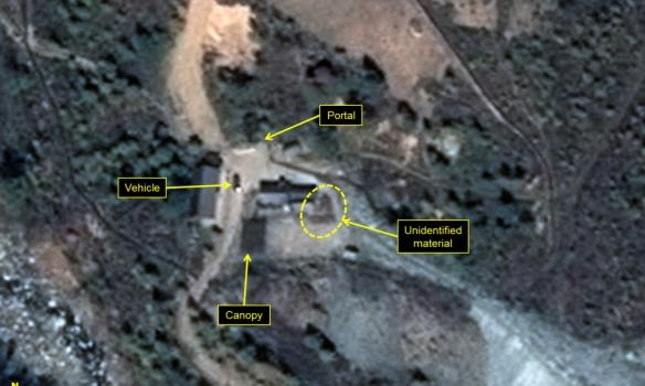КНДР может провести ядерные тестирования вближайшие дни