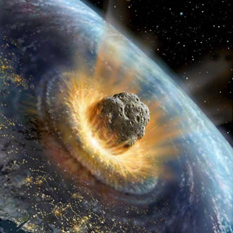 Опасный астероид приближается кЗемле— Апокалипсис