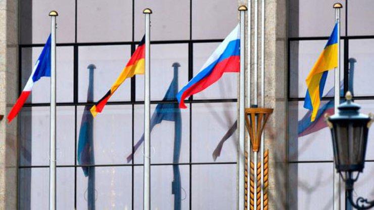 Германия выступила завыборы наДонбассе без передачи Украине границы сРФ