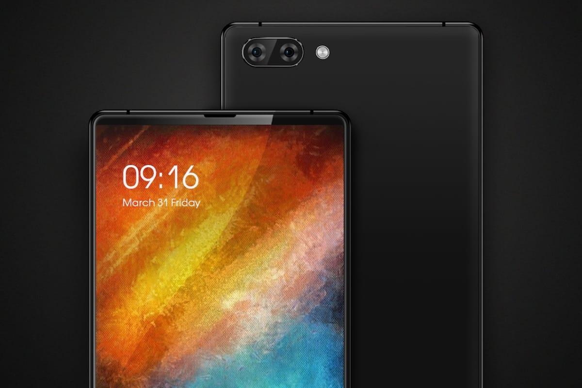 Бюджетный Maze Alpha «убил» iPhone 8 и Самсунг Galaxy S8