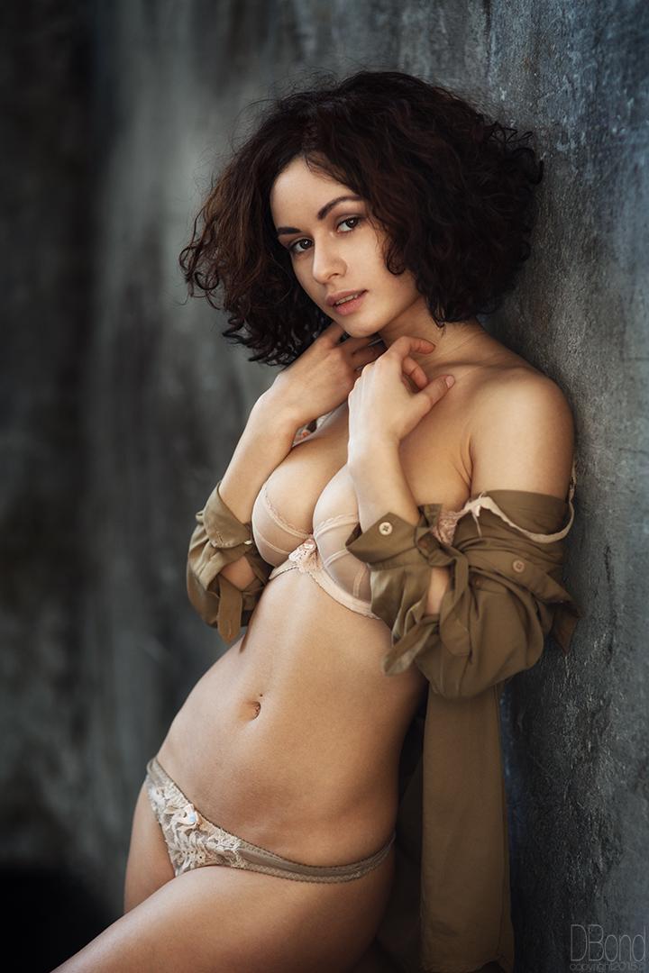 сексуальная девушка робот фото