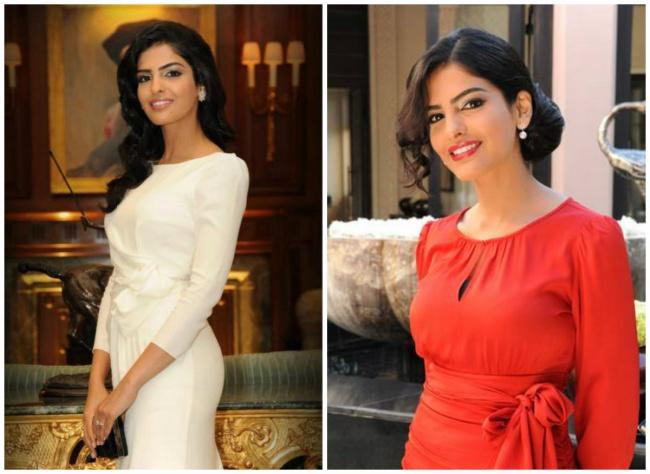 принцесса Саудовской Аравии рушит все стереотипы о восточных женщинах
