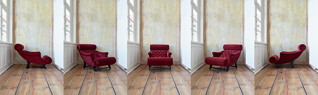 Modernista furniture: The House Unger