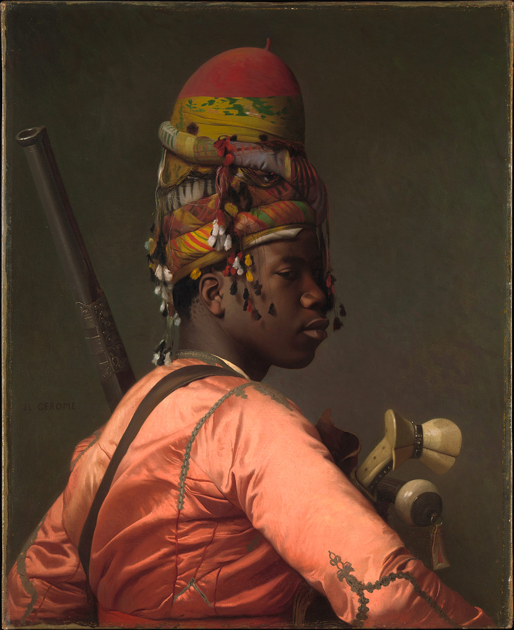 Jean-Leon Gerome, 1868–69. Oil on cavas.