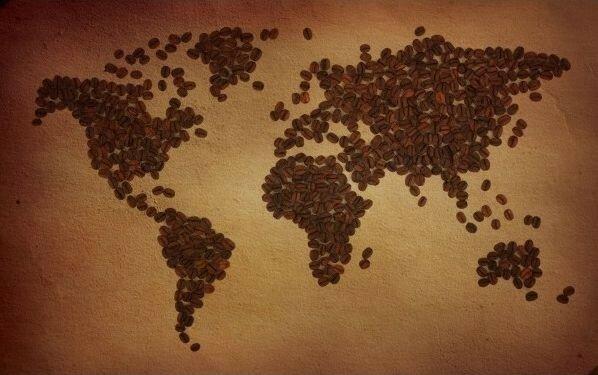 Картины с кофейным ароматом