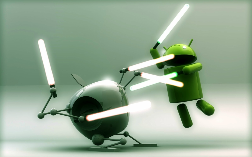 Samsung и Apple: война на уничтожение