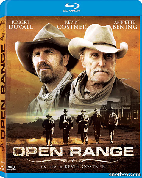 Открытый простор / Open Range (2003/BDRip/HDRip)