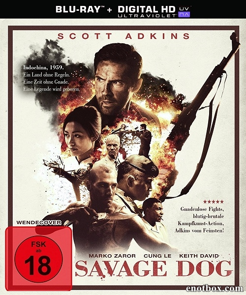 Дикий пёс / Savage Dog (2017/BDRip/HDRip)