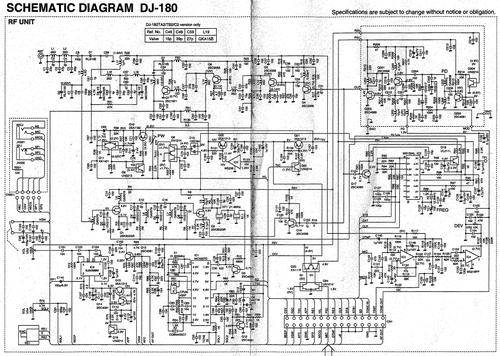 Схемы. Радиостанции Alinco 0_1b2965_e8047a18_L