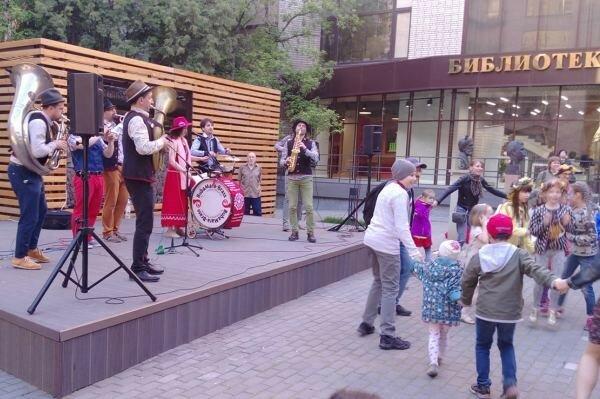 Сербская музыка, Иностранка, Славный день в Иностранке, фестиваль,