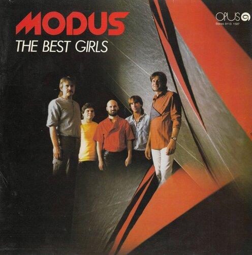 9113 1587. Modus. The Best Girls / mp3, 320