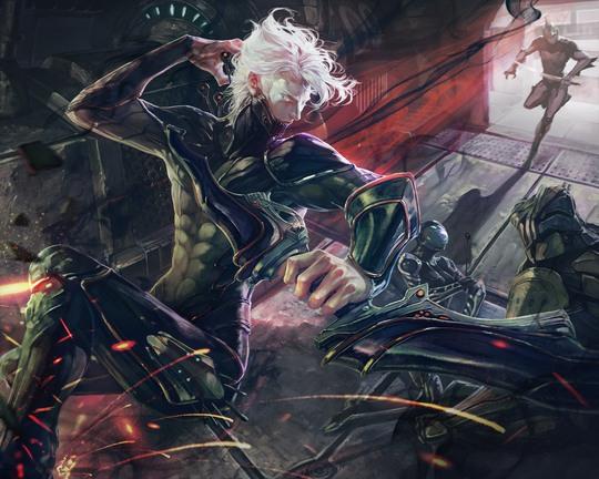 Concept Art by Xiao Botong