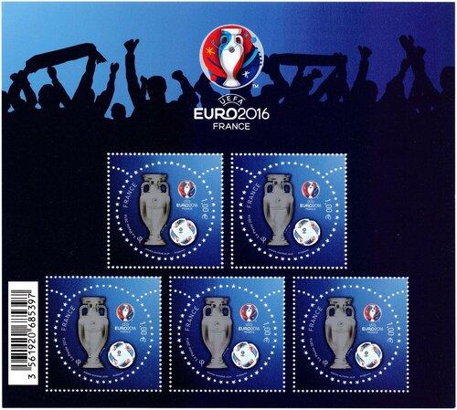 France 2016 №6119 «UEFA European Football Championship 2016»_02.jpg