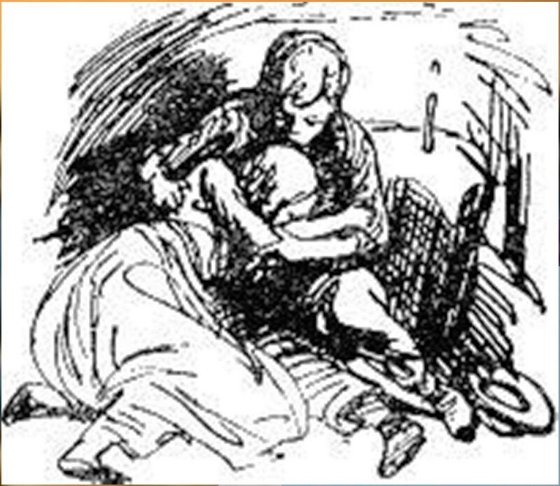 Иллюстрация В. Н. Горяева к пр-ю М.Твена Приключения Тома Сойера (38).jpg
