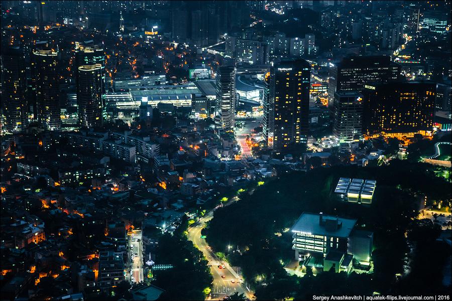 Сеульская телевышка