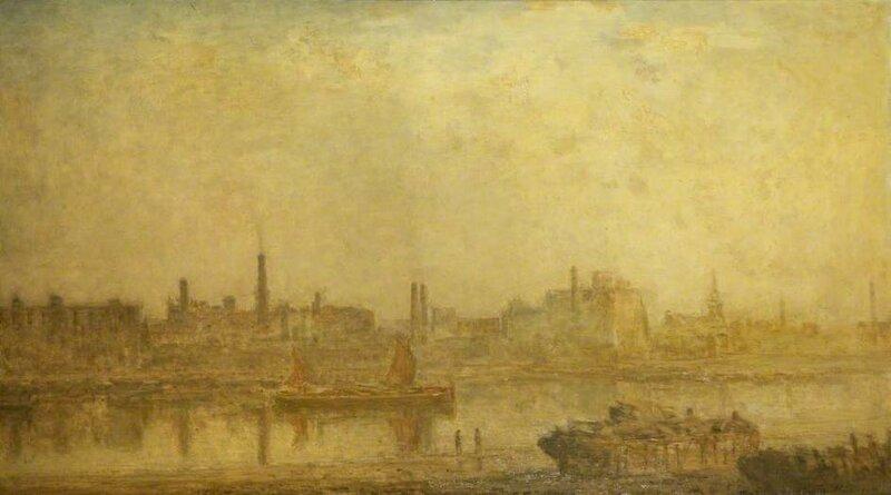 The Thames from Cheyne Walk