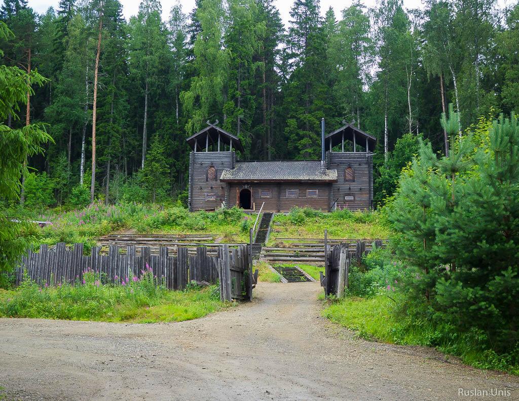 Необычные коттеджи Финляндии