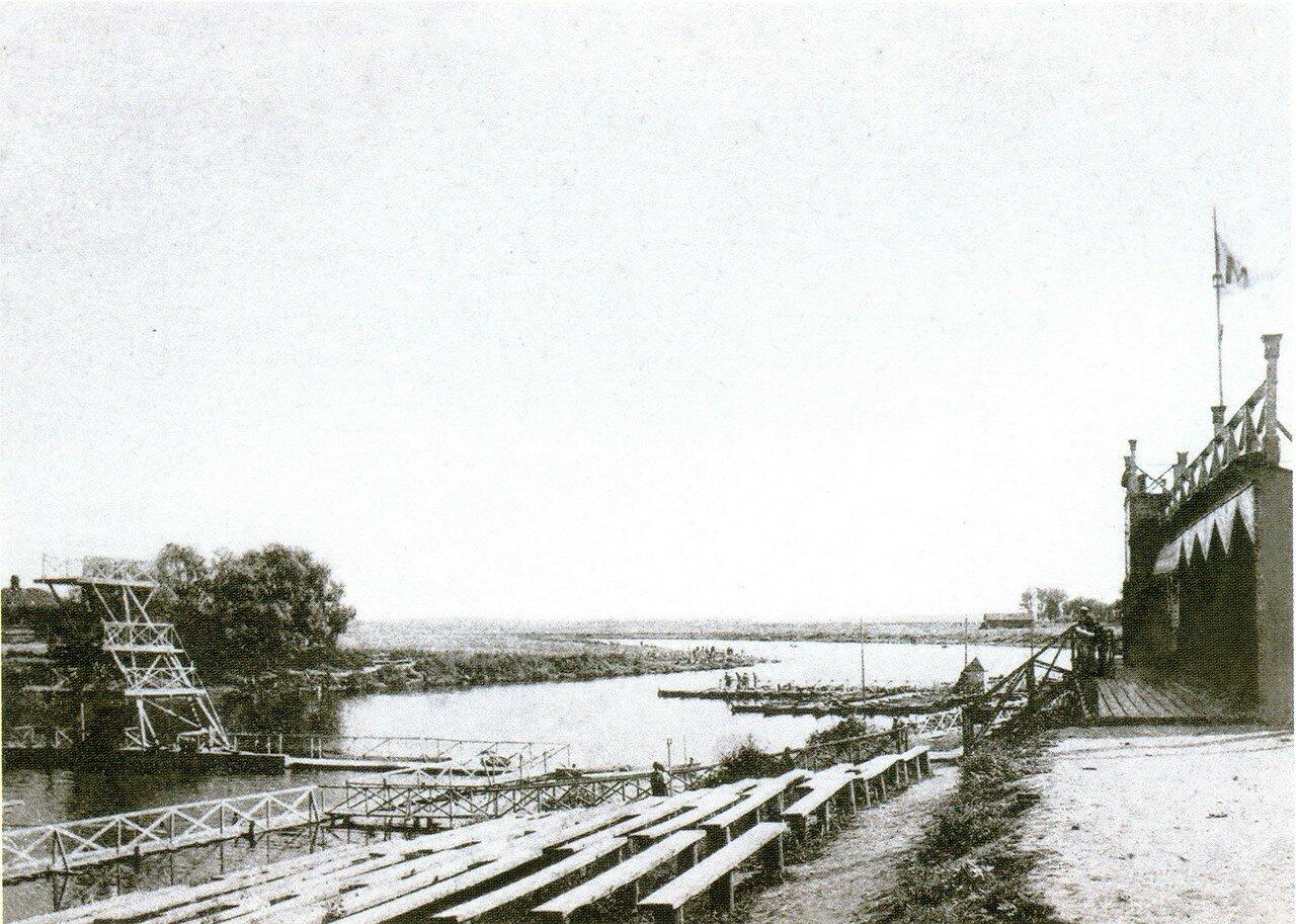 Водная станция ОСПС