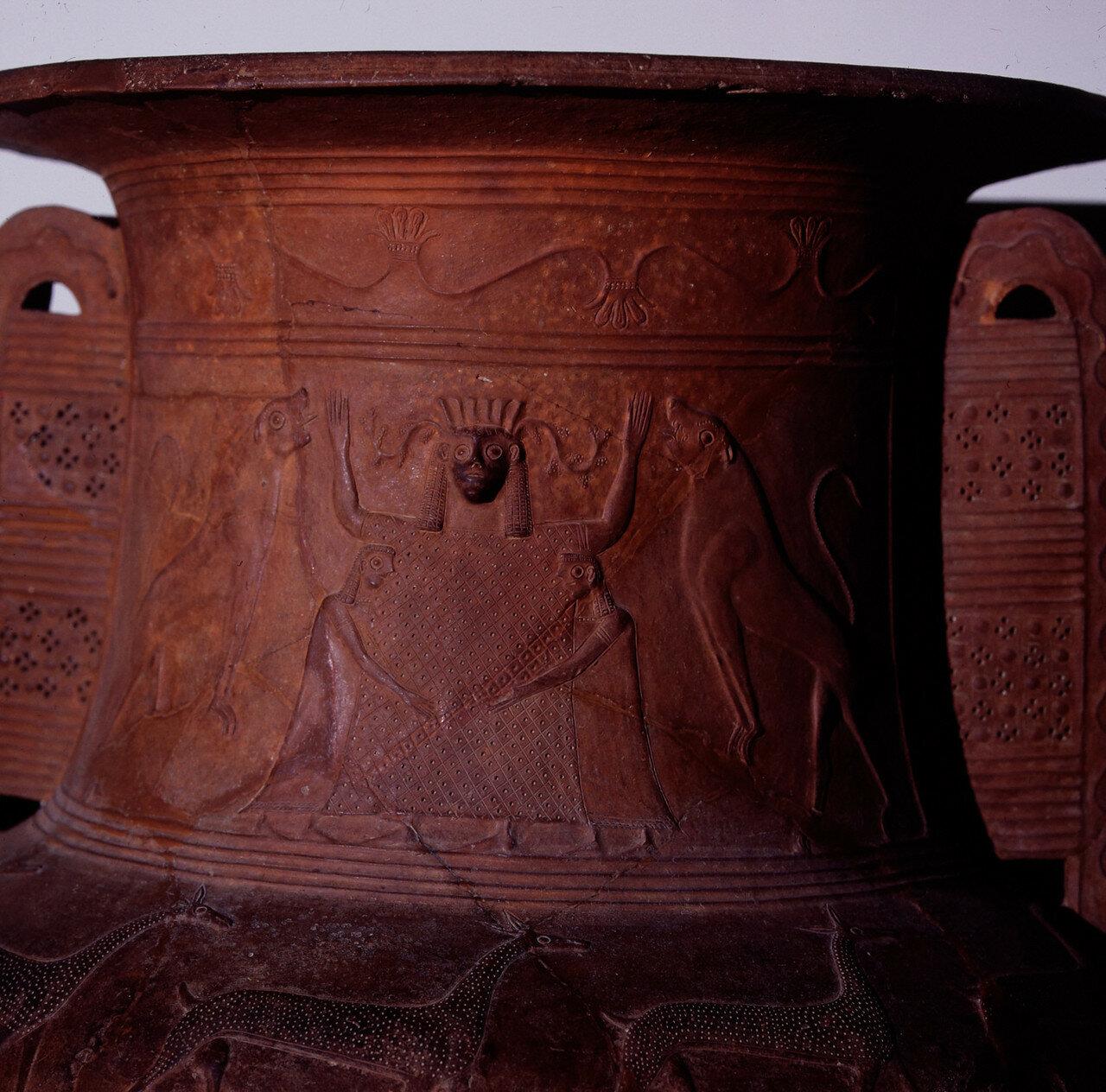 Пифос. Первая половина VII века до нашей эры. Фивы