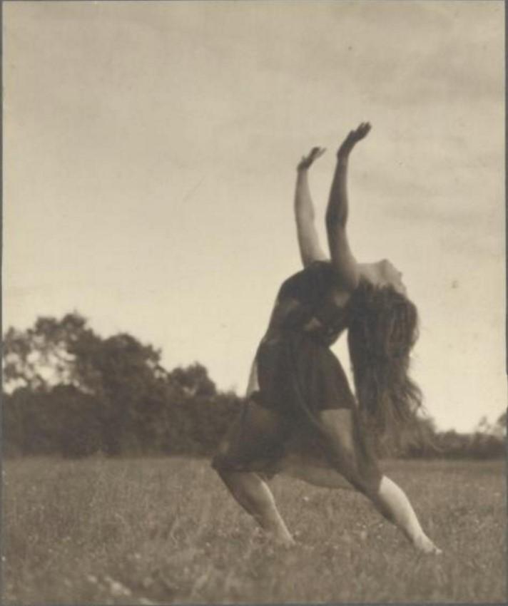 Этюд движения.Этюд IХ. 1924