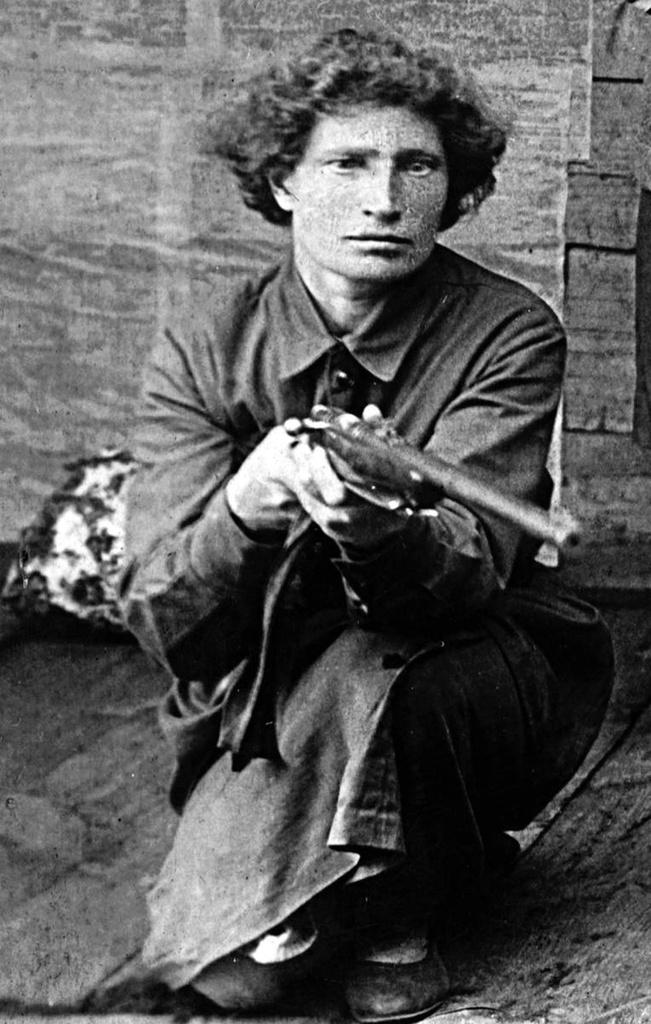 Верхнеуральск. Осоавиахимовка. 1931.