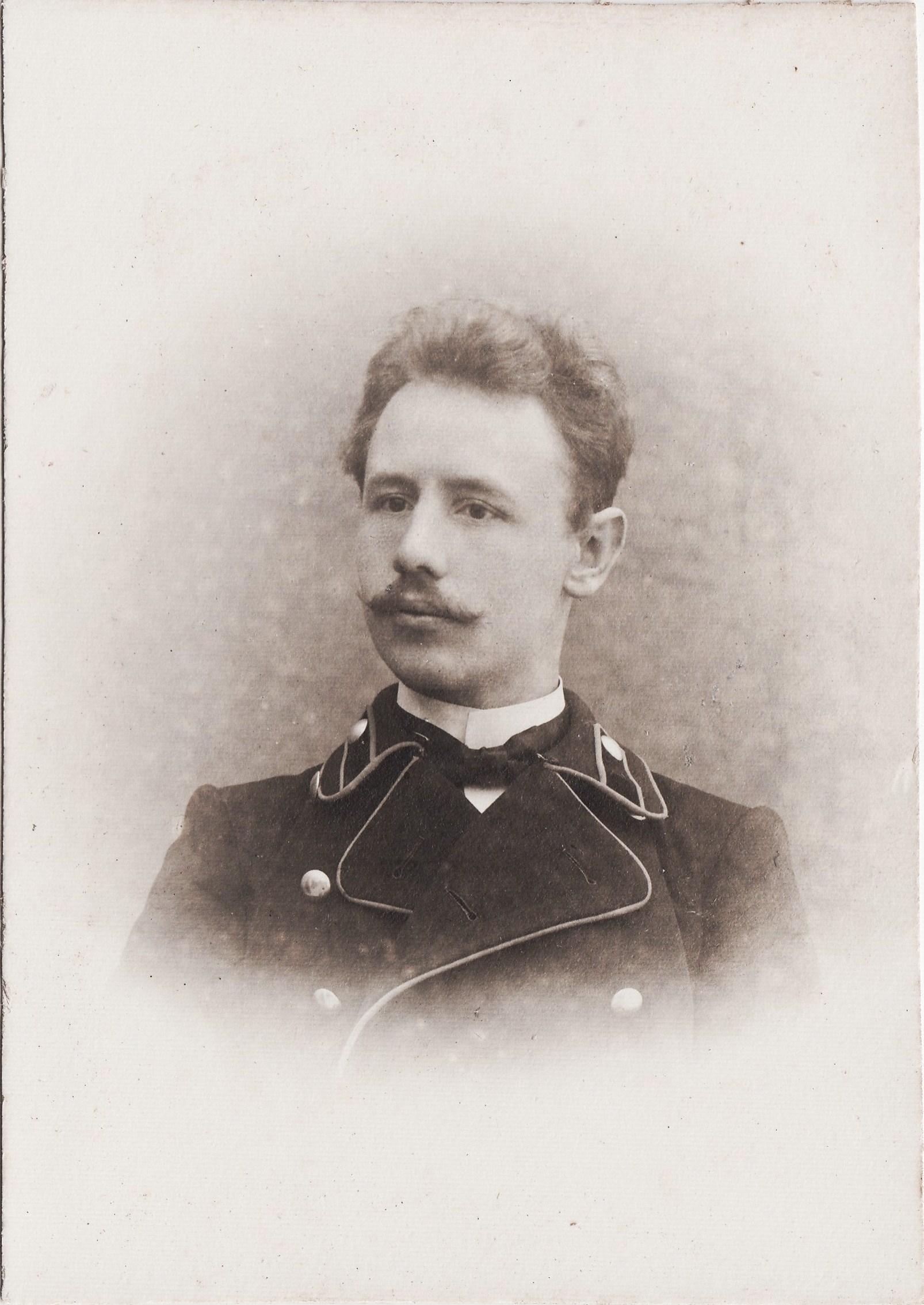 Студент Розанов Григорий Михайлович. I отделение разряд 2.
