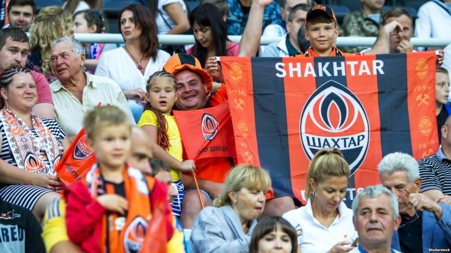 ФФУ просит европейские футбольные институции запретить символику «ДНР» и «ЛНР»