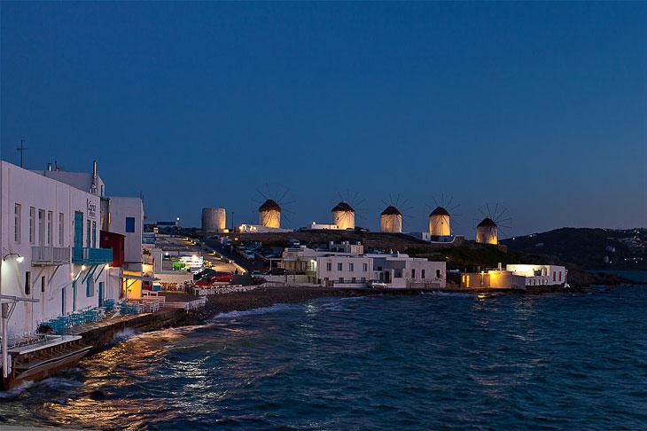 Остров Миконос — жемчужина Греции (43 фото)