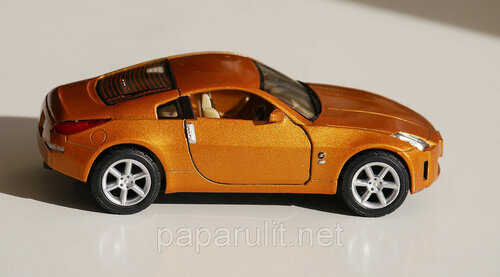 Машинка Kinsmart Nissan 350Z