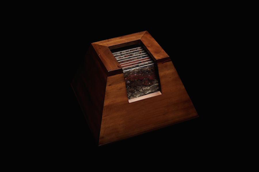 A CD Box Set Inspired by the Incan Culture