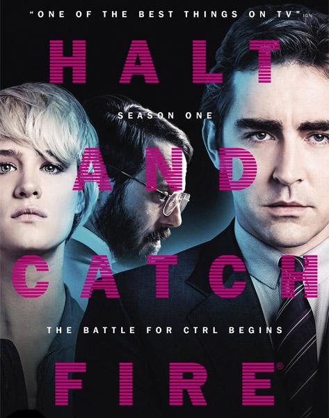 Остановись и гори / Halt and Catch Fire (3 сезон/2016/WEB-DL/WEB-DLRip)