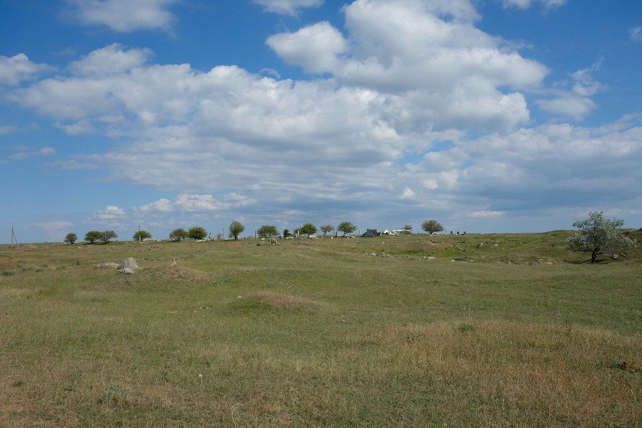 бывшая ферма КРС