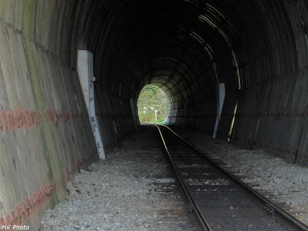 Вид из тоннеля 18