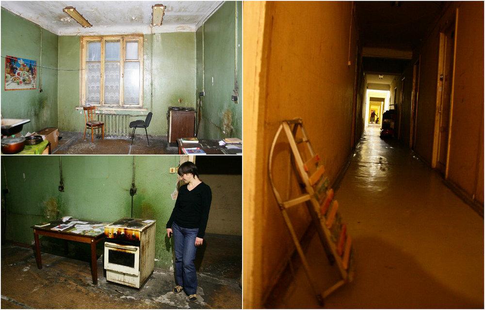 Жизнь в самой большой коммуналке России