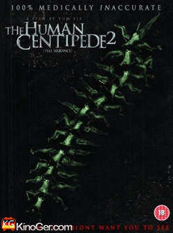 The Human Centipede II - Full Sequence (2011)