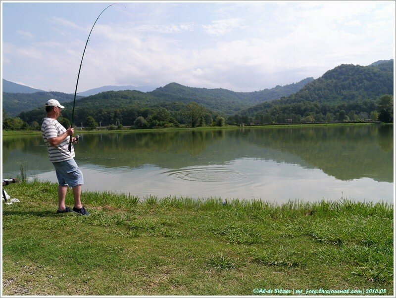 5 мест для рыбалки в Сочи