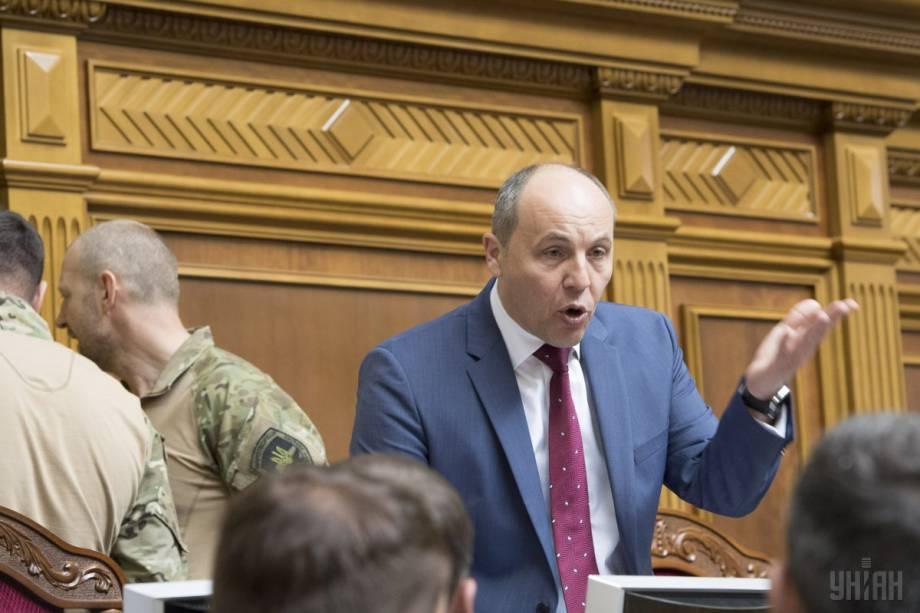 Российский агрессор прилагает много усилий и большие средства, чтобы расшатать межконфессиональный мир для дестабилизации Украины, - Парубий